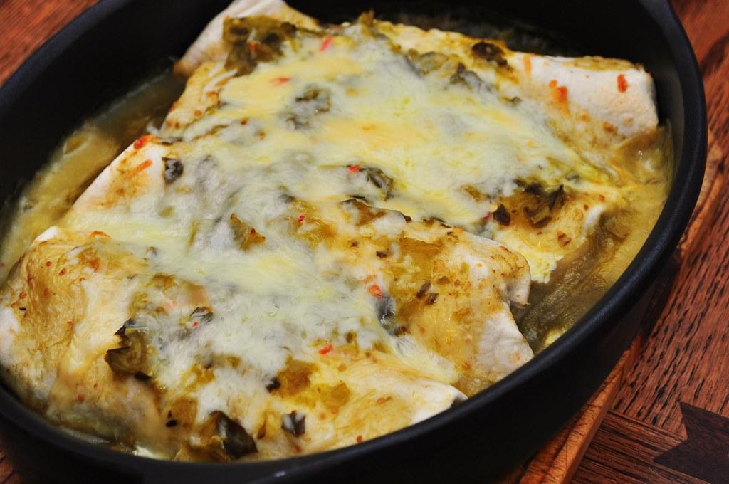 Image result for white enchiladas