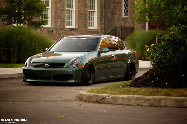 Flickriver Photoset Infiniti G35 Sedan By Stance Nation