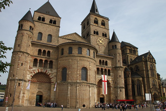 Bezienswaardigheden Eifel Top 10 - Nr 4 Historisch centrum van Trier