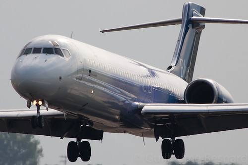 Boeing 717 Blue1 OH-BLM cn 55066/5054