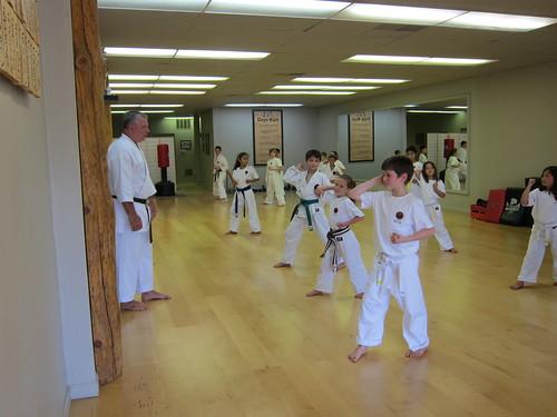 Nick, karate IMG_7630
