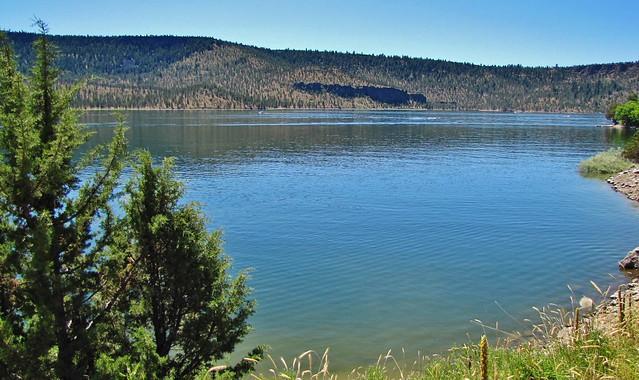 72311 24 ochoco reservoir east of prineville oregon for Prineville reservoir fishing