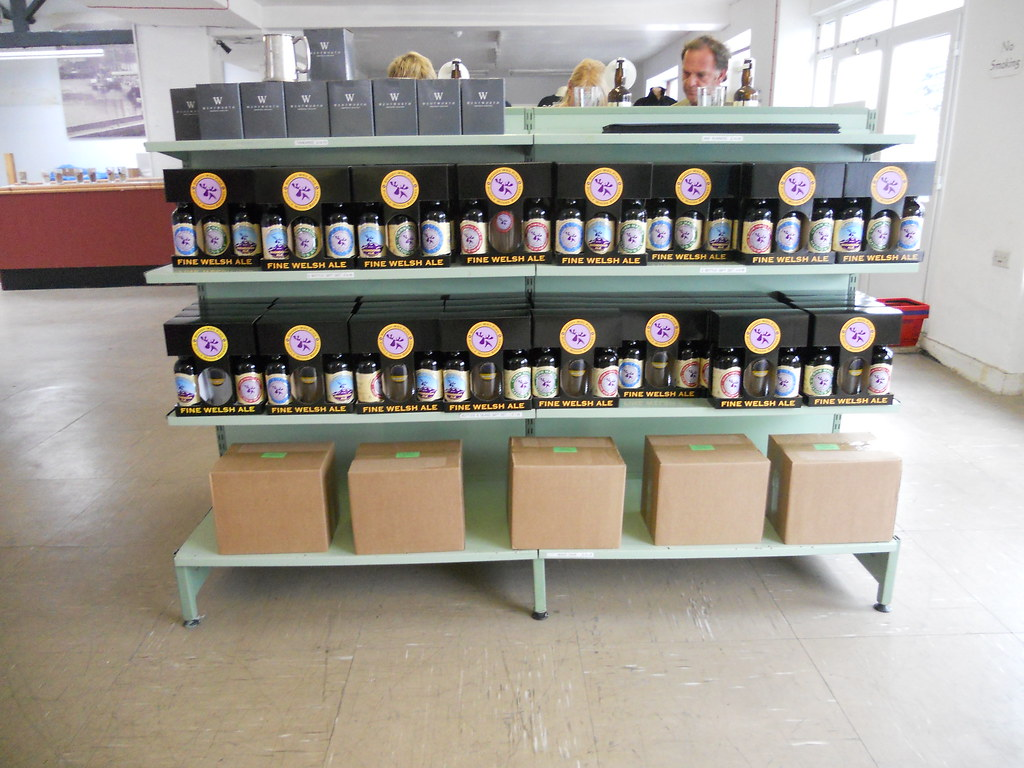 Purple Moose Shop - selection of bottles