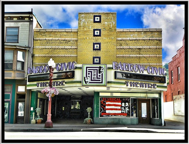 Sugarcreek movie theater