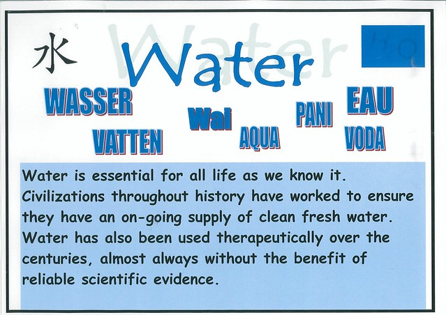 facts about water Water is the most important resource in the world here are 100 amazing facts  about water that you may not know 687% of the fresh water on.