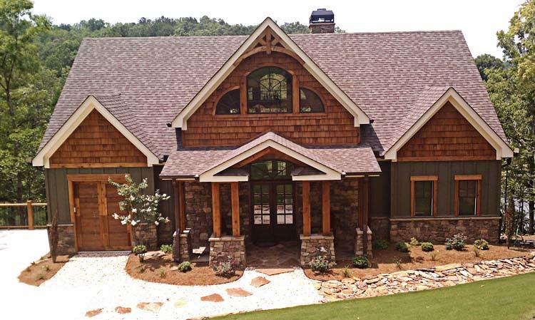 Mountain house floor plan photos asheville mountain house for One story mountain house plans