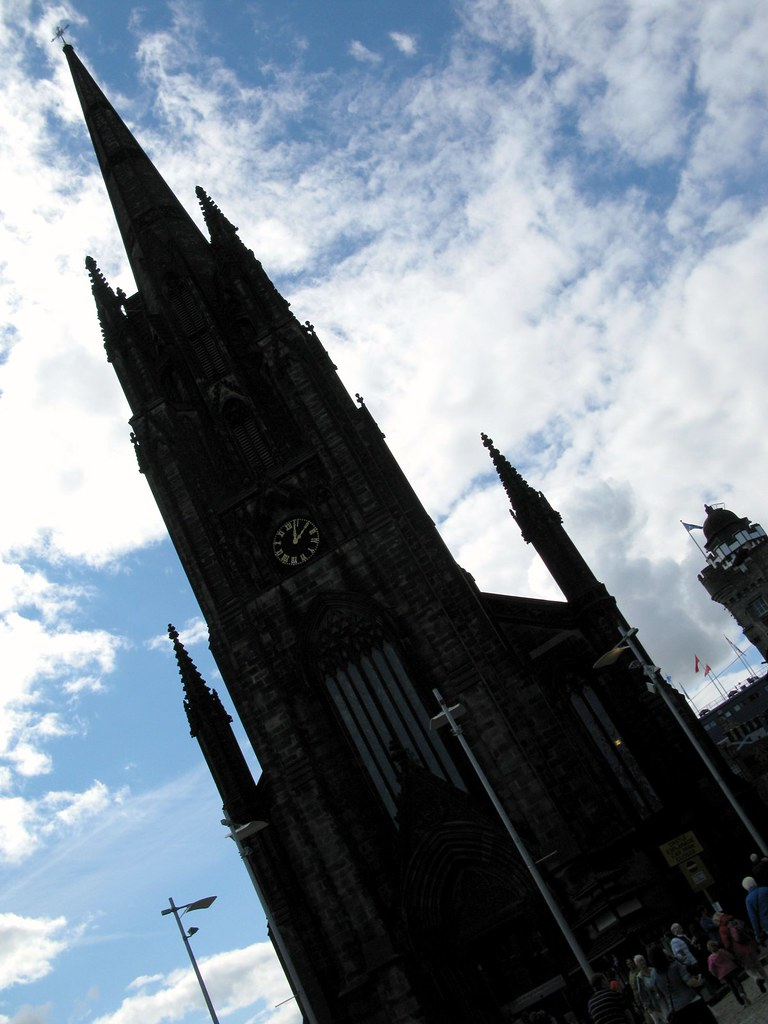 The Tolbooth Kirk... now The Hub events venue. | Emma Lamb