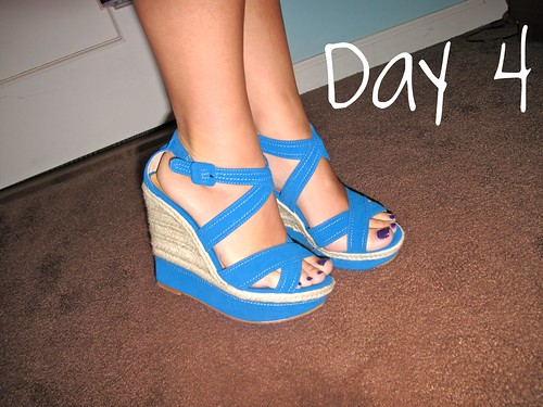 Livingaftermidnite - 30 Day Shoe Challenge Day 4