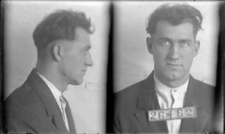 Hartnell, Grant. Inmate #26462 (MSA)