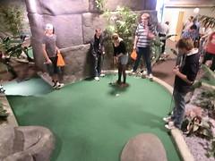 outdoor recreation(0.0), sports(1.0), recreation(1.0), games(1.0), miniature golf(1.0),