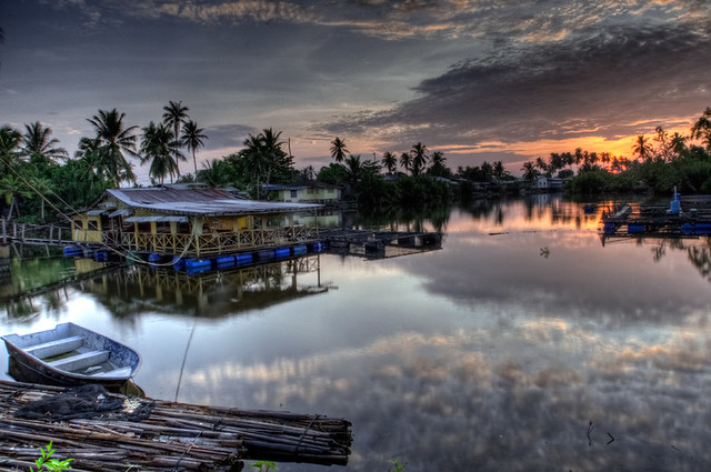 gambar pemandangan kampung - photo #32