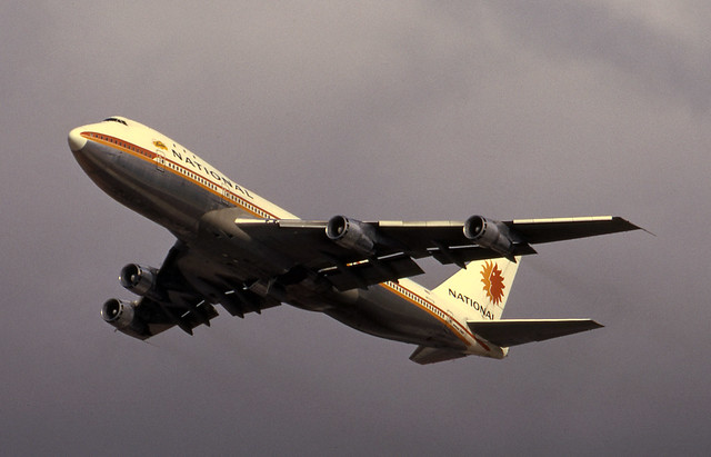 National Airlines, Boeing 747-100 | Flickr - Photo Sharing!