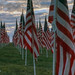 911 Flags at Cannonsburg