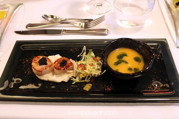 Singapore restaurant week 2011 october edition 9 to 16 for Au jardin restaurant singapore