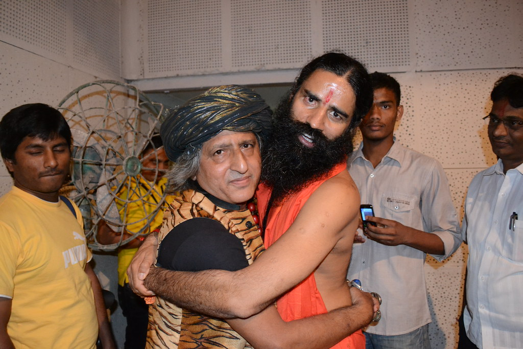 Baba Ramdev Saab Wishes Me Eid Mubarak In Advance