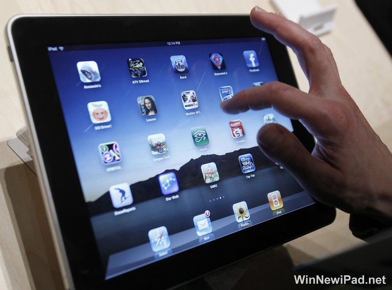 Apple iPad E Books