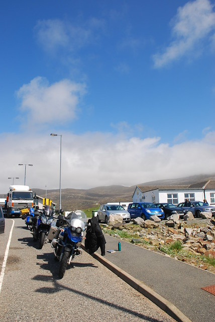 Ferry at Harris.