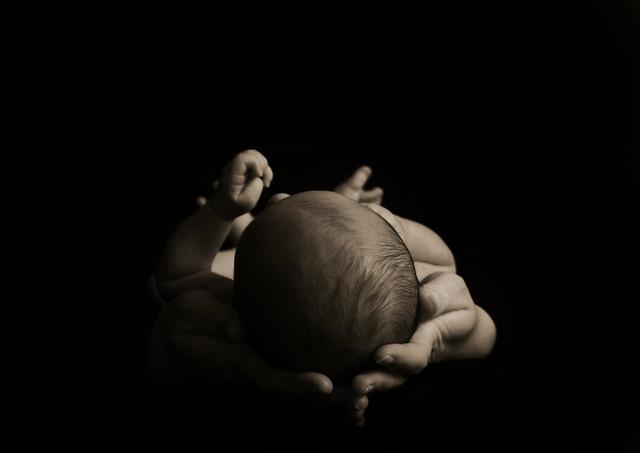 newborn human