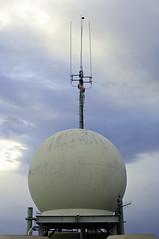 radio telescope(0.0), electronic device(0.0), vehicle(0.0), mast(0.0), wind(0.0), antenna(1.0),