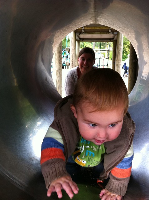Tunnel fun