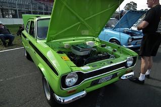 1972 Ford Escort Mk I 1600 GT Mexico