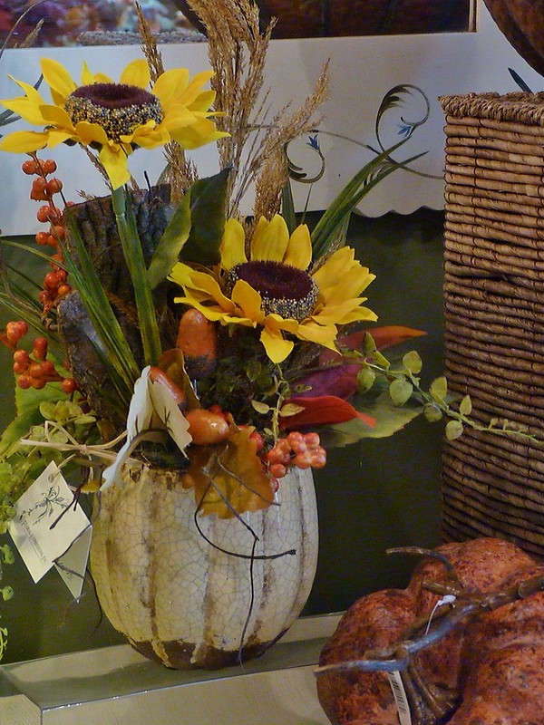 Thanksgiving Decorations Flowers Floral Expressions In