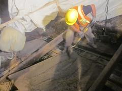 CM002 - Concrete Placement at TJ-3 (8-12-2011)
