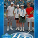 2011 W&S Open Coin Toss Winner Fish vs Gasquet 8/18