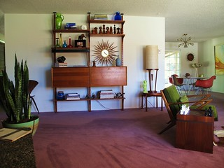 Mid century living room 08-11