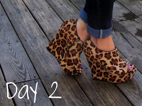 livingaftermidnite - Shoe Challenge day 2