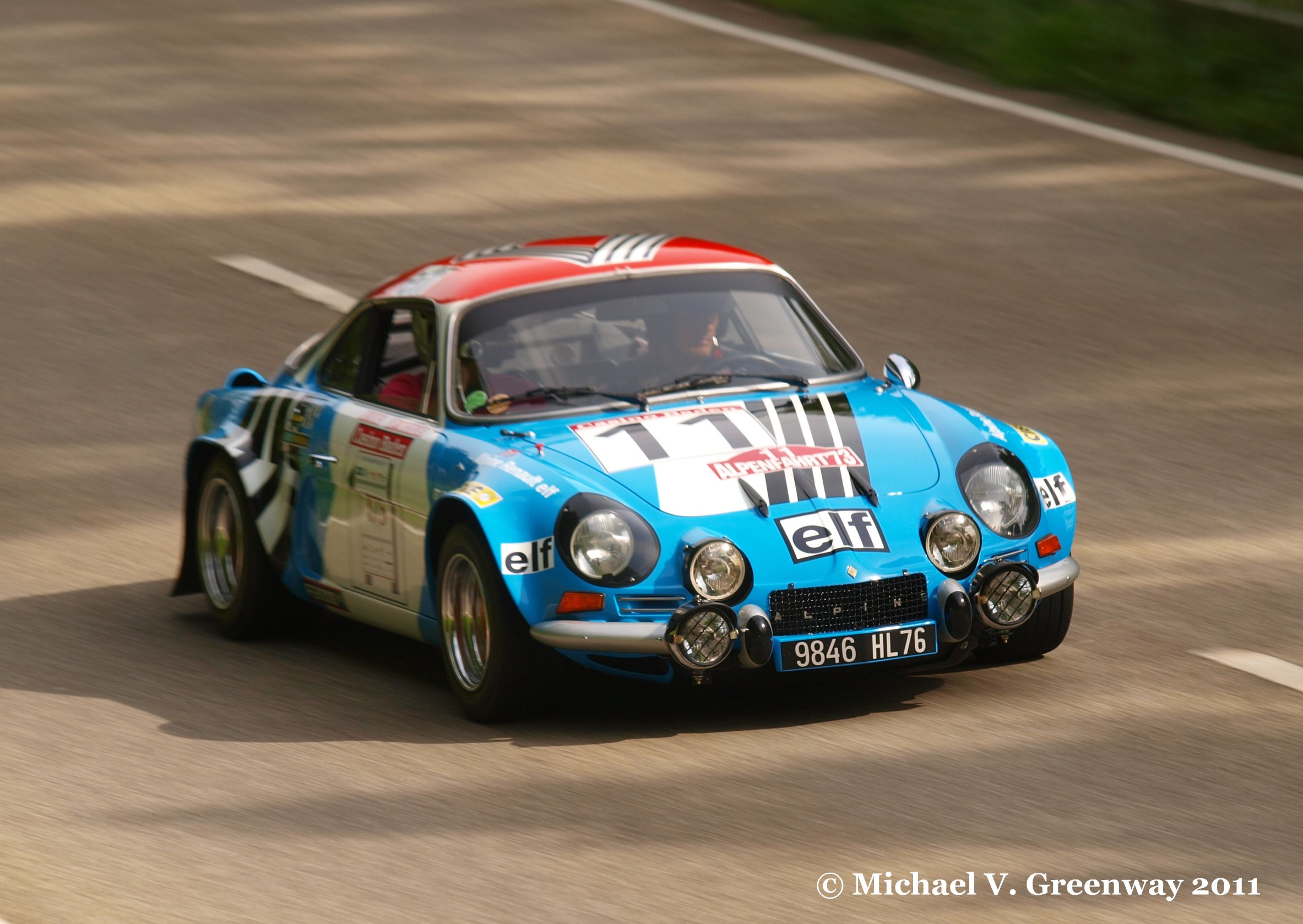 1973 Renault Alpine A110 Images   Pictures and Videos