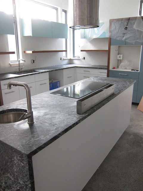 Kitchen Island Counter Design