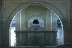 Water under the bridge...