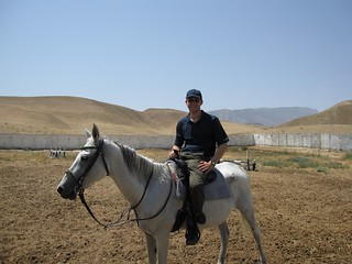 Try horse riding at Alaja Farm  - Things to do in Ashgabat
