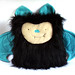 black blue bat cushion 1