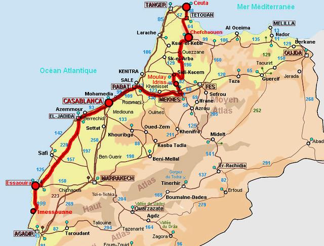 9-carte-du-maroc-route-2011-essaouira-imessouane   Explore f…   Flickr - Photo Sharing!