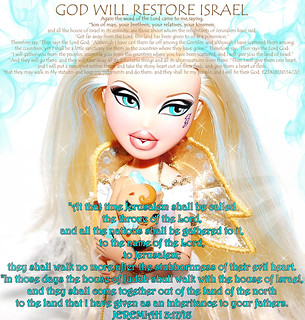 "A Biblical Verse 4 u with love (Example Pic) God is king of kings..(the model is ""Delmar"")..September 12 is the deadline."