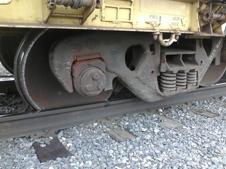 Wide gauge rail