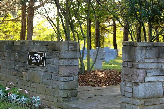 Woodland Cemetery Kitchener Ontario