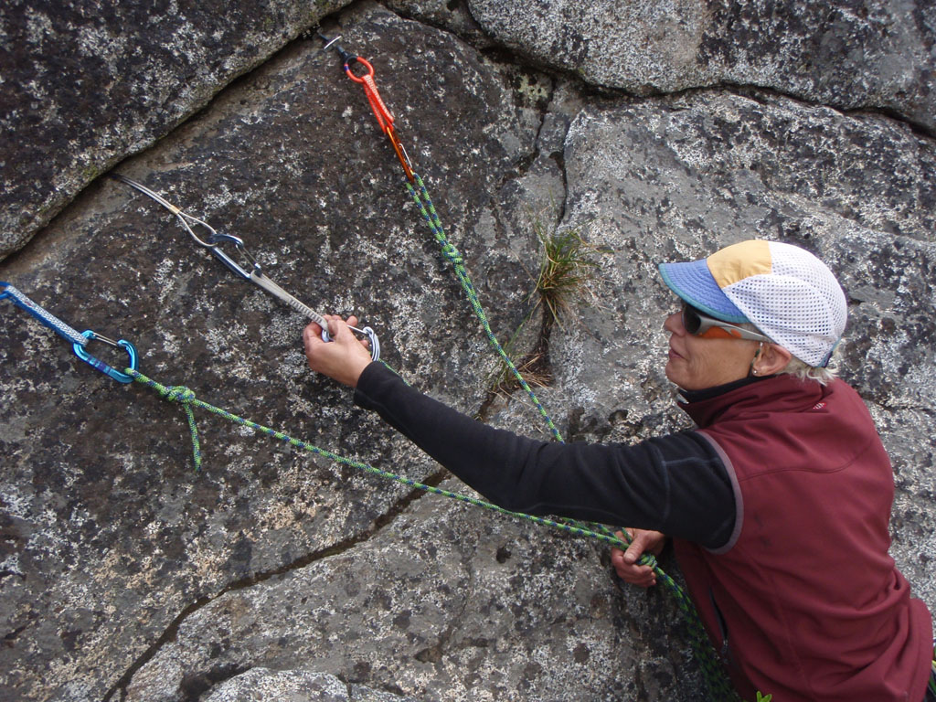 Lead Climbing Training in Leavenworth, Washington ...