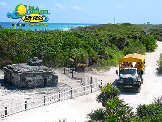 Isla Cozumel Highlights Day Pass: Safari Truck