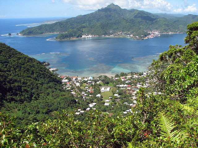 Header of American Samoa (country)