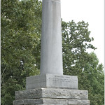 Meriwether Lewis Memorial -- Natchez Trace Parkway (TN) July 2011