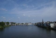 Sint Servaasbrug over de Maas