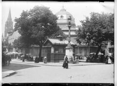Place et marché des Carmes