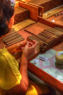 Indonesia - Java - Yogyakarta - Taru Martani (Cigar & Tobacco Manufacturers)