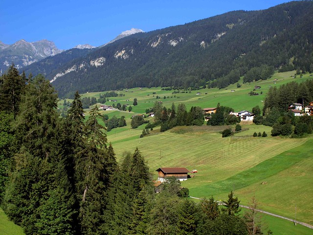 Brenner Valley