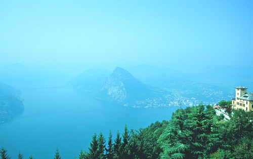 blue summer italy mountain lake nature lago souvenirs switzerland flickr view memories lac bleu vue lugano azzura highperch lagolocarno gmayster01 gmayster