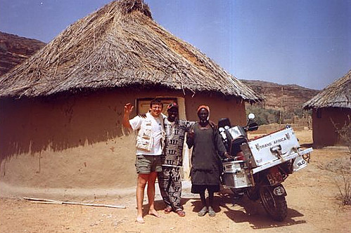Rozhovor: Na skok do Afriky s Igorem Brezovarem