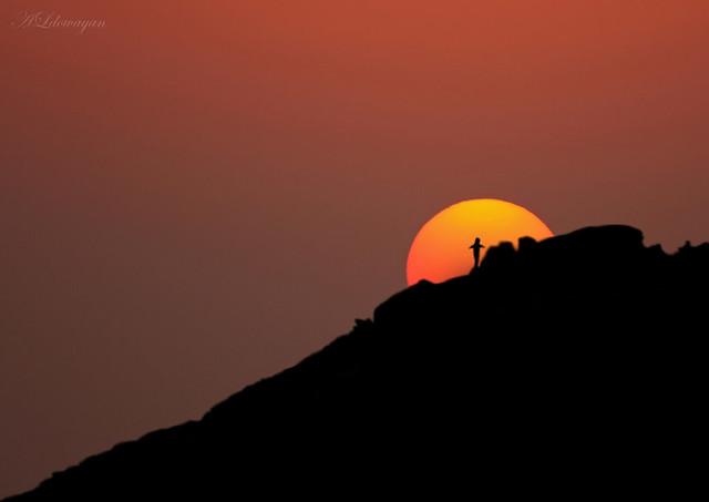 moment Sunset  (Explored)